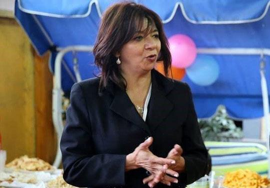 Claudia Pizarro - Alcaldes de La Pintana