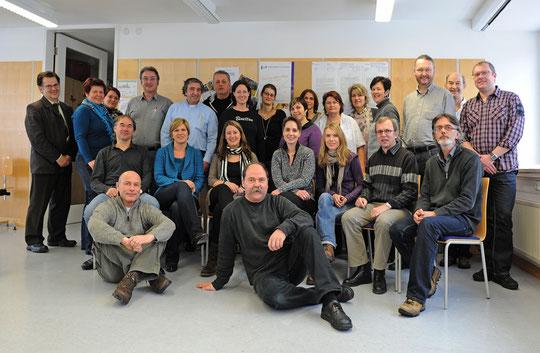 Masterlehrgang 2009 - 2011