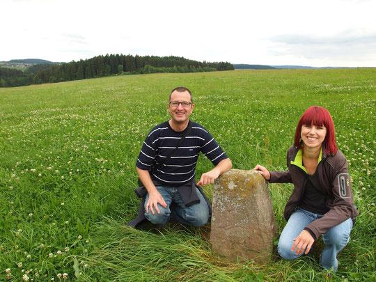 Das sind wir: Klara und Bernd Pieper