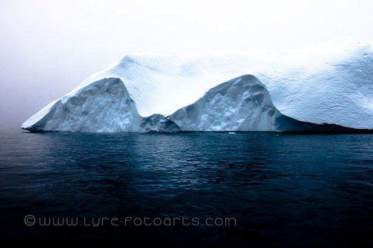 Jakobshavn Eisfjord, Grönland