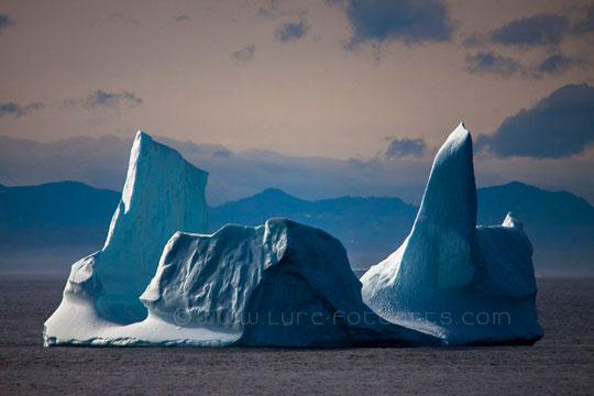 2010.07.31  -  Seeweg von Nuuk / Westgrönland nach Churchill