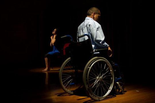 Experiencia coreográfica inclusiva