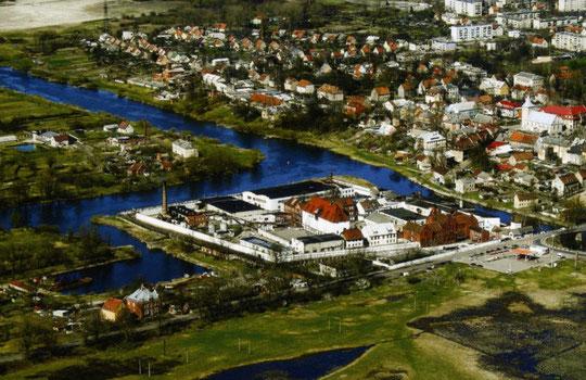 Tapiau - Гвардейск. Сохранился только один флигель 2005