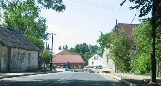 вот и Бладиау (Пятидорожное) переименован по количеству дорог ведущих в этот посёлок.