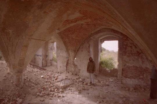 """1996 г. """"жилое """" здание внутри"""