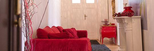 Eingangsbereich Allzeit Personal GmbH