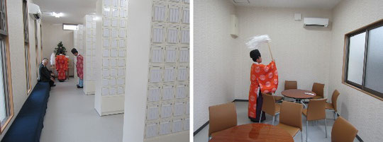 NHK大河ドラマ平清盛ゆかりの和田宮(和田神社)祖霊殿(みたまや)新築ならびに外溝工事竣工式(竣工際)の写真