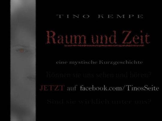 """Auszug aus """"Raum und Zeit"""""""