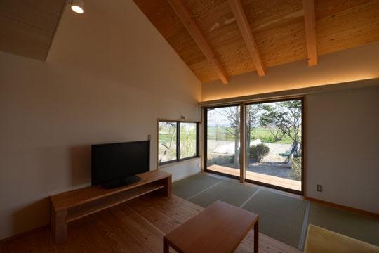 島立の家Ⅱ 松本市 建築家 住宅設計 信州松本の家 完成見学会 オープンハウス 内覧会 松本市・安曇野市の建築設計事務所