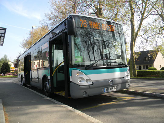 Irisbus Citelis 12 N°089011 - (c) francois35