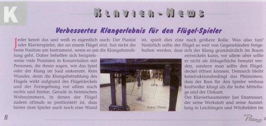 Quelle: PianosNews 02/2015, Karsten Dürer