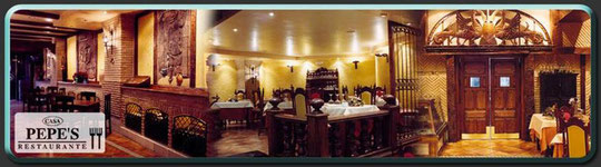 Restaurante Casa Pepe's de Palencia