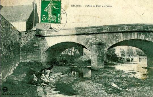 Au bord de l'Oise, à Hirson
