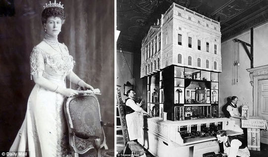 Queen Mary & her Dolls House