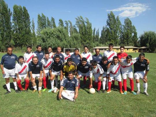 Club Deportivo La Platina 2014