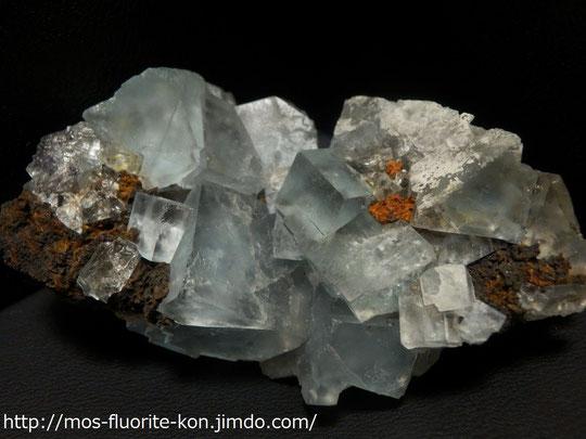 Hesselbach Mine 蛍石 Fluorite