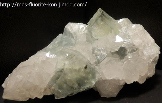 Le Burg Fluorite 蛍石