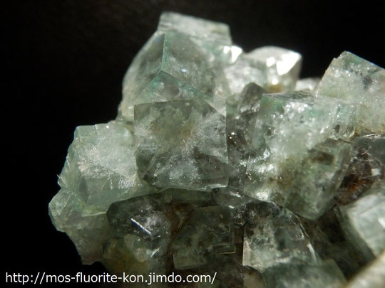 Blue Circle Quarry Fluorite