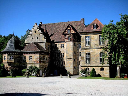 Schloß Eyrichshof
