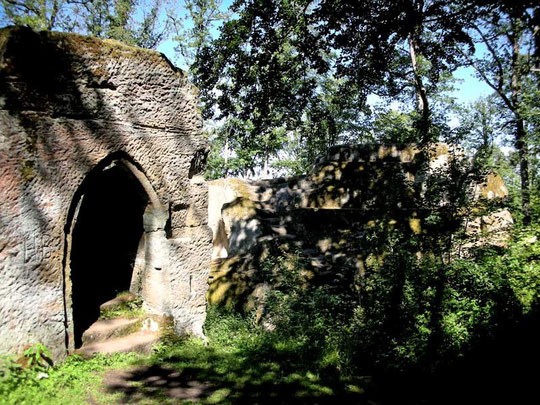 Ruine Rotenhahn