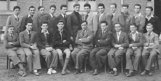 photo de classe Laon 1948 -1AB