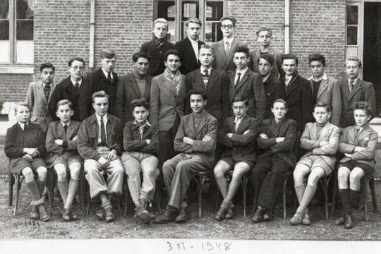 photo de classe Laon 1948 -3M