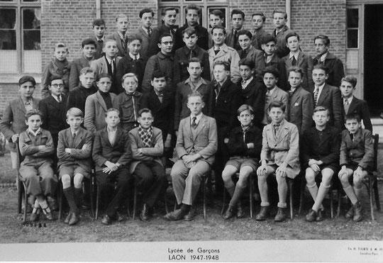 photo de classe Laon 1948 -4M
