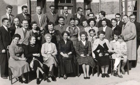 profs 4 Année 1947 ?