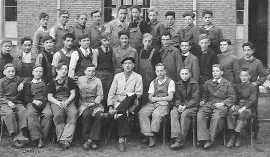 photo de classe Laon 1948 -2T