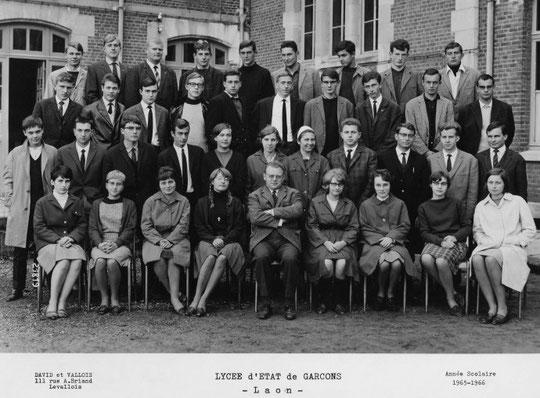 Laon 1966 -Math-Elem