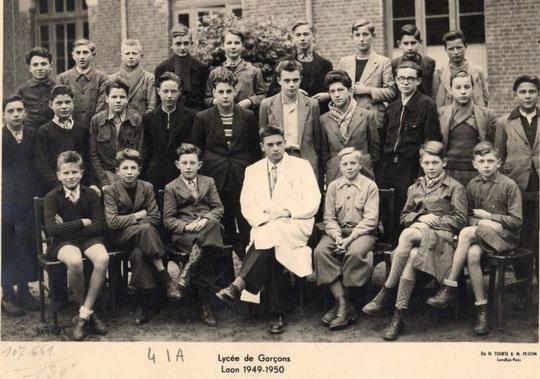 photo de classe Laon 1950-4IA
