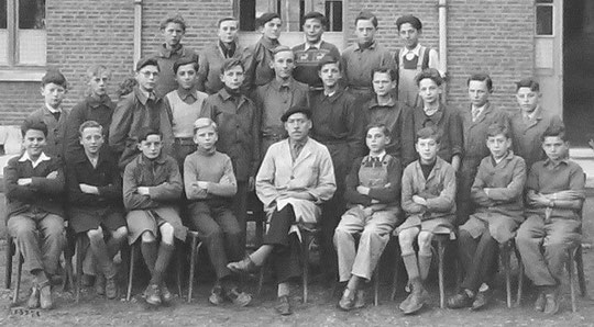 photo de classe Laon 1948 -4TB