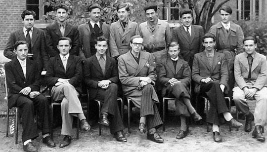 photo de classe Laon 1947 -1ABC