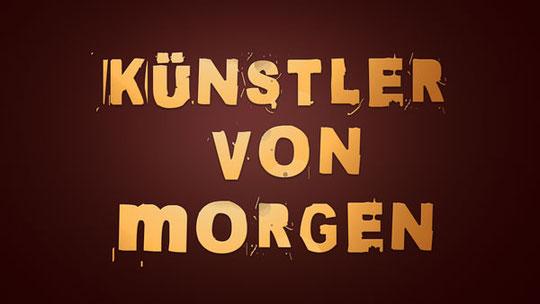 Künstler von Morgen Logo (c) by Grein.TV