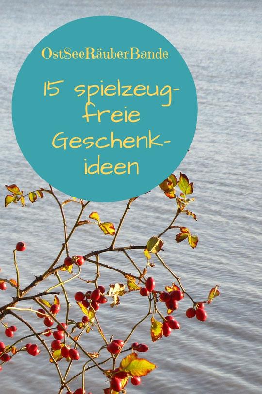 15 spielzeug-freie Geschenkideen für Kindergarten-, Vorschul- und Grundschulkinder