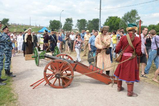 Фестиваль в Коломенском 2012