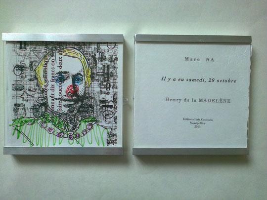 Livre de Marc Na aux éditions Luis Casinada