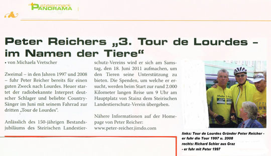 Magazin: Panorama Juni 2011