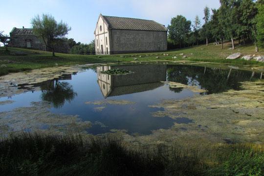 Laghetto della Madonna del Lago - Alto (Foto M.Pettavino)