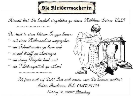 Gutschein-Flyer