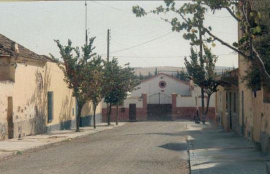 Les abattoirs ( au fond de la rue)