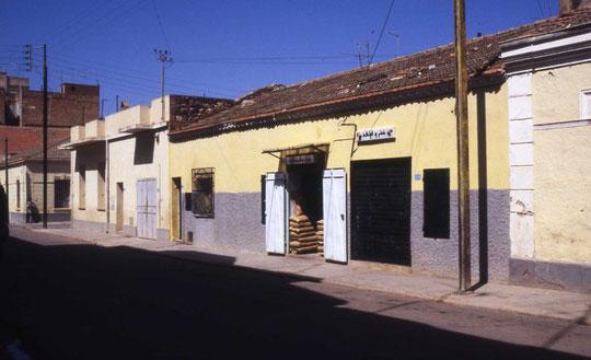 Rue Renan, maison Navarro Lucien & Antoine