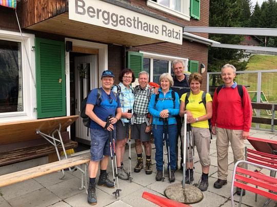 Wandergäste 2019 von Thun