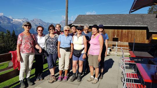 Frauenausflug vom Baselland