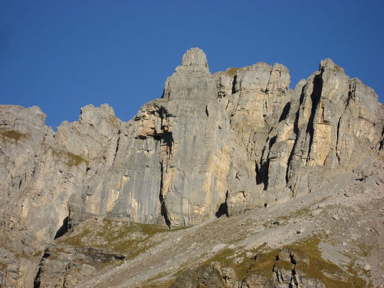 Paffentümer am Schächentaler Höhenweg