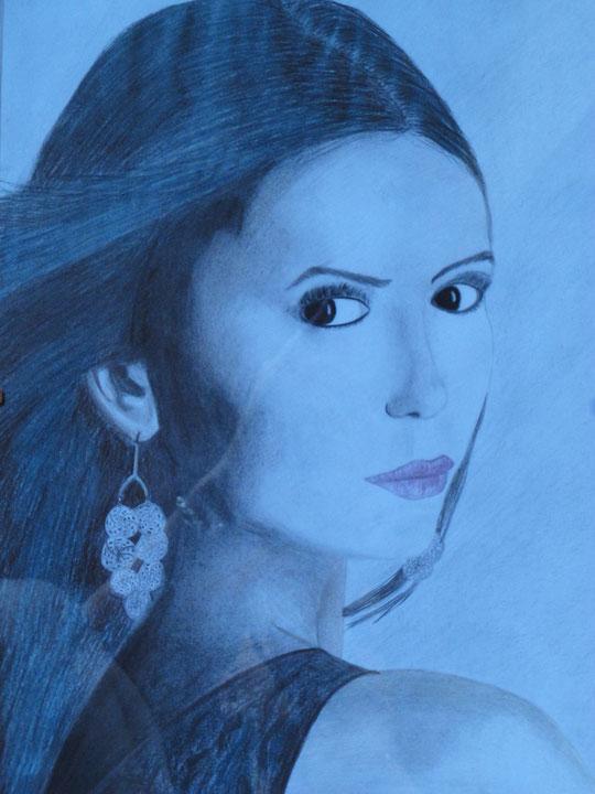 Elena Gilbert - Vampire Diaries