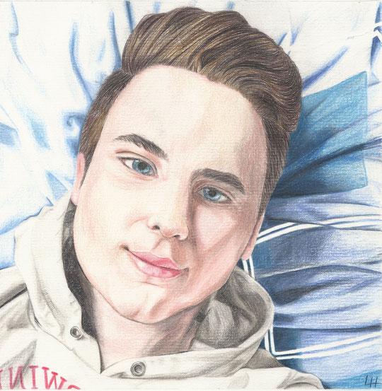 "Portrait ""Lukas"""