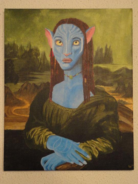Kunst trifft Kult - Monavatar