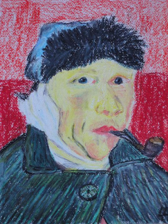 Van Gogh - Portrait