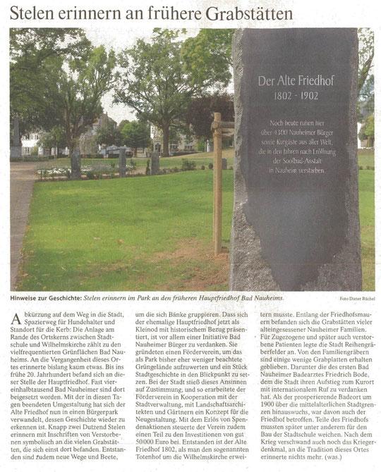 FAZ vom 5. Sept. 2009